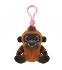 Мягкая игрушка брелок обезьянка 9 см Wild planet K8178...