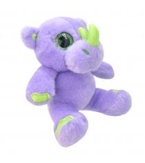 Мягкая игрушка orbys носорог 19 см Wild planet K8203