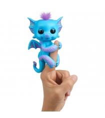 Интерактивная игрушка fingerlings дракон тара 12 см Wowwee 3581