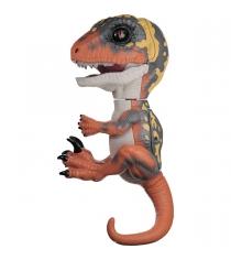 Интерактивный ручной динозавр fingerlings untamed dino блейз Wowwee 3781