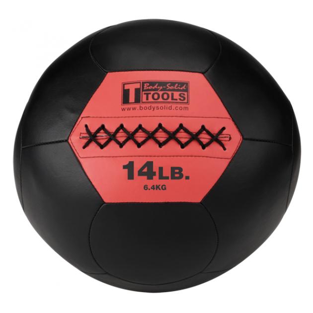 Тренировочный мяч мягкий WALL BALL 6.4 кг 14lb
