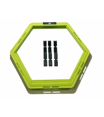 Система для развития скорости и ловкости 6 сот Original Fit.Tools FT-AG-GRID