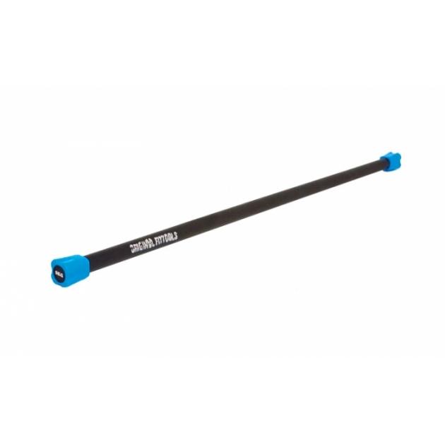 Бодибар 5 кг светло-синий наконечник