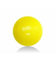 Тренировочный мяч 1 кг Original Fit.Tools FT-BMB-01