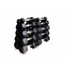 Набор гексагональных гантелей от 1 до 10 кг Original Fit.Tools FT-HEX-SET-110...
