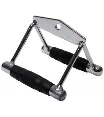 Рукоятка для тяги к животу узкий параллельный хват Original Fit.Tools FT-MB-SRB