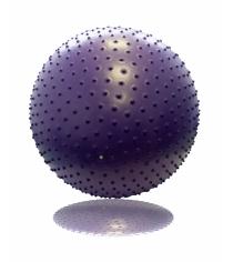 Гимнастический мяч 75 см Original Fit.Tools FT-MBR75