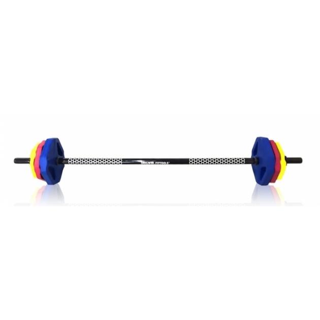 Памп штанга Original Fit Tools PRO 20 кг
