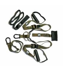 Петли для функционального тренинга хаки Original Fit.Tools FT-SQUAD