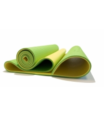 Коврик для фитнеса Original Fit.Tools FT-YGM06S-BANANALIME
