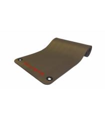 Коврик для аэробики и йоги Original Fit.Tools FT-YGM-125NBR-GRAY