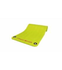 Коврик для аэробики и йоги Original Fit.Tools FT-YGM-125NBR-GREEN