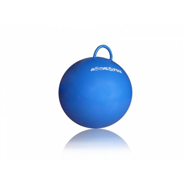 Мяч-попрыгун с круглой ручкой диаметр 45 см