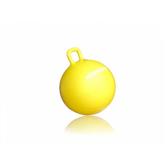 Мяч-попрыгун с квадратной ручкой диаметр 45 см