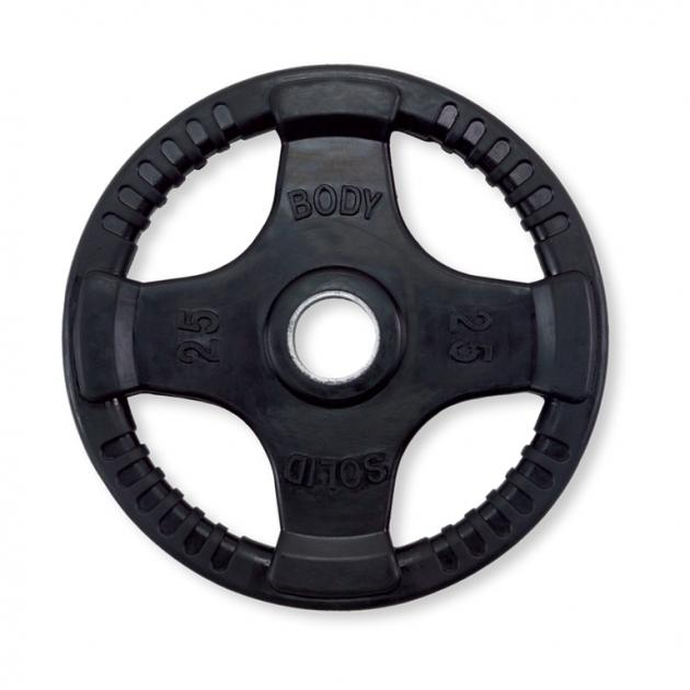 Обрезиненный диск 20 фунтов 9.07 кг