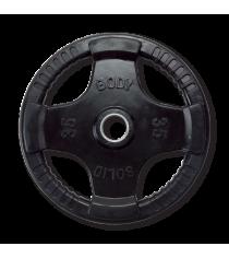 Обрезиненный диск Body Solid 15.87 кг ORT35