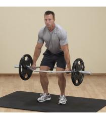 Гриф для становой тяги широкий параллельный хват Body-Solid OTB50