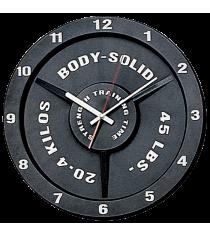 Часы настенные в виде олимпийского диска Body-Solid STT45