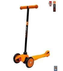 Самокат Y-scoo mini a 5 simple orange с цветными колесами 4901...