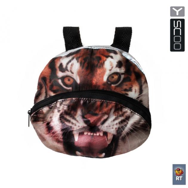 Сумка чехол для самоката Y scoo bag тигр 5030