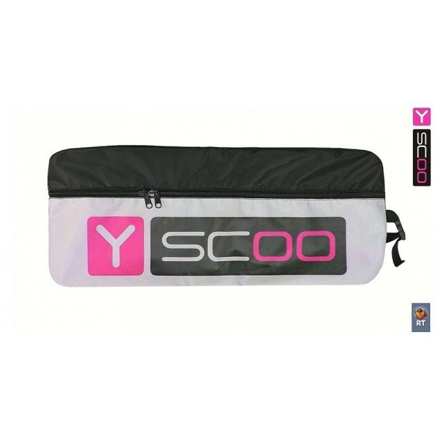 Сумка чехол для самоката Y scoo 145 цвет розовый 5093