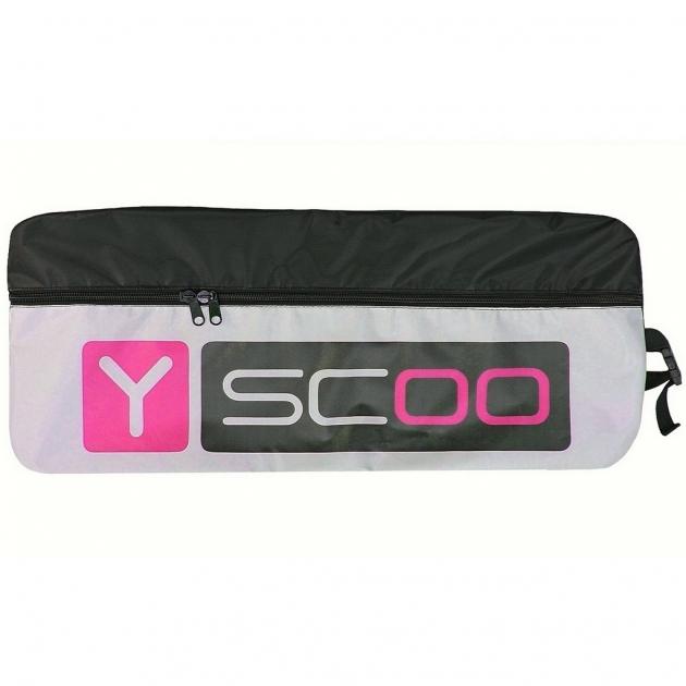Сумка чехол для самоката Y scoo 205 цвет розовый 5693