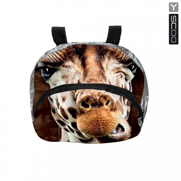 Сумка чехол для самоката Y scoo bag жираф 5694
