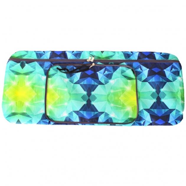 Чехол портмоне складной для самоката Y scoo 180 diamond emerald 5716