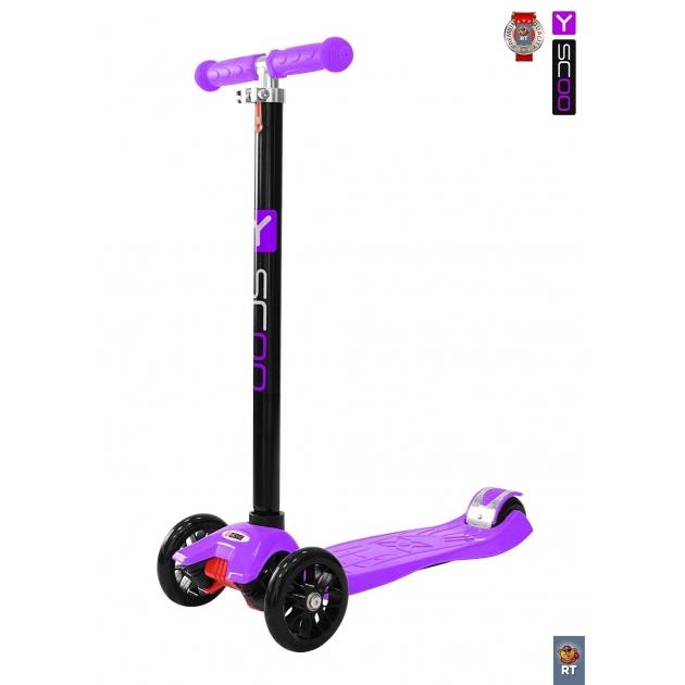 Самокат Y-scoo maxi a 20 simple violet 5802