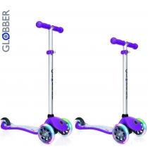 Самокат Y-scoo globber primo fantasy stars violet neon purple 6555