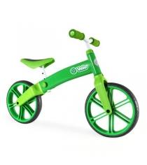 Беговел Yvolution Velo Balance зеленый 100001