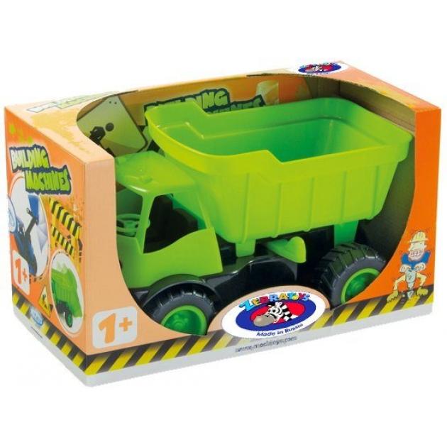 Автомобиль самосвал в коробке Zebratoys 15-10175
