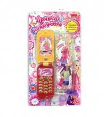 Игровой телефон привет подружка Zhorya Б45140