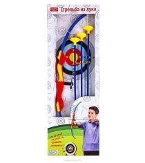 Набор игрушечного оружия стрельба из лука 3 стрелы Zhorya ZYB-00072