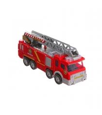 Пожарная машина свет звук стрельба водой Zhorya ZYB-B0724