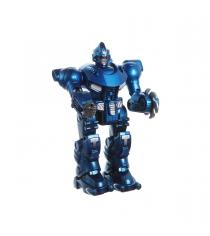 Игровой робот бласт свет звук синий Zhorya ZYB-B1579-1