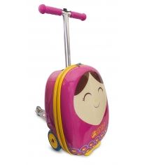 Самокат чемодан flyte betty Zinc ZC04092