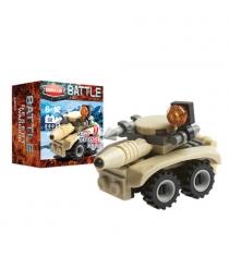 Конструктор battle воин пустыни 32 детали Zormaer 58029...
