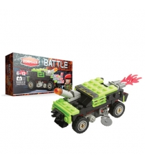Конструктор battle уличный воин 83 детали Zormaer 58822...