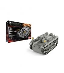 Конструктор world of tanks stug iii ausf g 299 деталей Zormaer 65215...