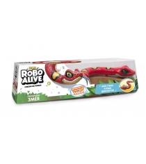 Интерактивная игрушка робо змея красная Zuru Т10996...