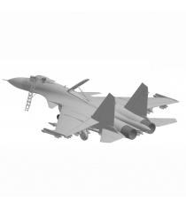 Сборная модель для склеивания российский палубный истребитель су 33 1:72 Звезда ...