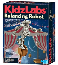 Робот акробат 4M 00-03364