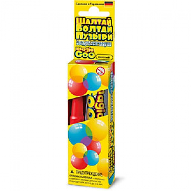 Шалтай Болтай 4M пузыри желтые 00-06300Y