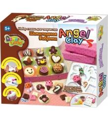 Чудо глина для лепки Angel Clay Шоколадная фабрика AA13081