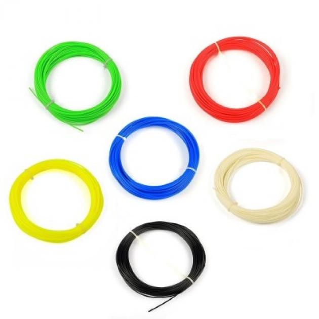 Наборы Пластика Authentiq ABS-6 6 цветов по 10 метров