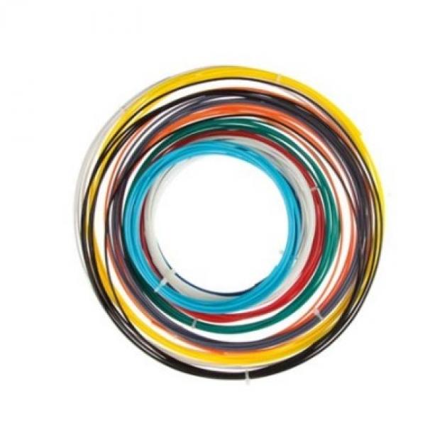 Наборы Пластика Authentiq PLA-9 9 цветов по 10 метров