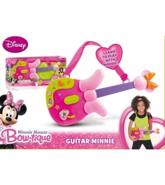 Гитара IMC toys Minnie на батарейках 181205