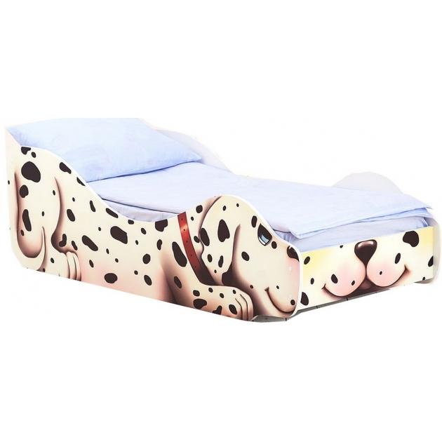 Кровать зверята Бельмарко Далматинец Найка