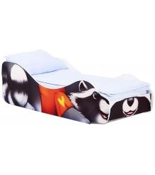 Кровать зверята Бельмарко Енот Кусака